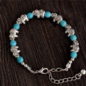 Dedicate Handmade Turquoise Beads Bracelet 44 Styles Unisex