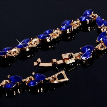 Charming Cubic Zirconia Bracelet Women Fashion Jewelry