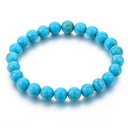 Natural Stone Men Women Bracelet Fashion Jewelry Unisex